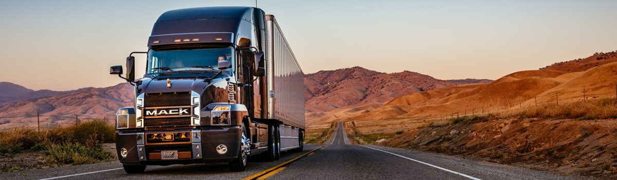 Pitt Ohio Tests Two Mack Anthem Natural Gas Trucks