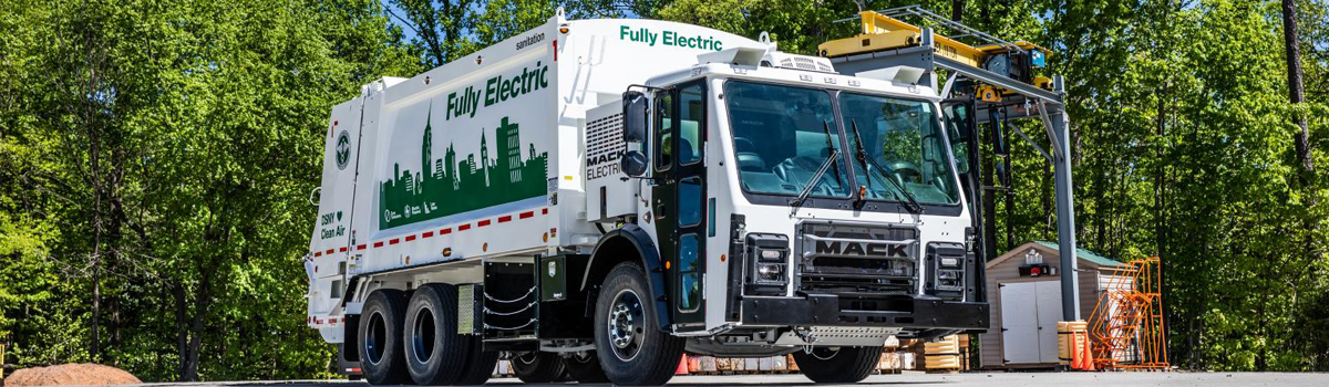 Charging Towards a Future Filled with Electric Trucks