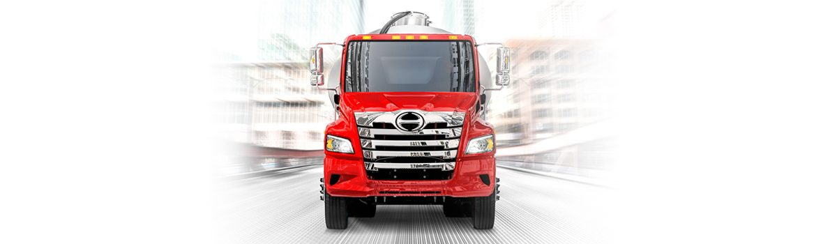 Behind the Wheel of the New Hino XL8